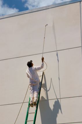 commercial painting michigan
